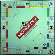 Monopoly Schriftzug