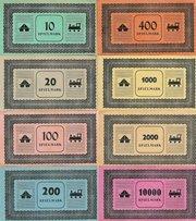 Monopoly Dm Geld