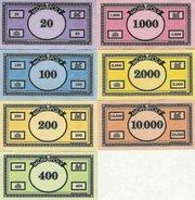 Monopoly Deutschland Startgeld