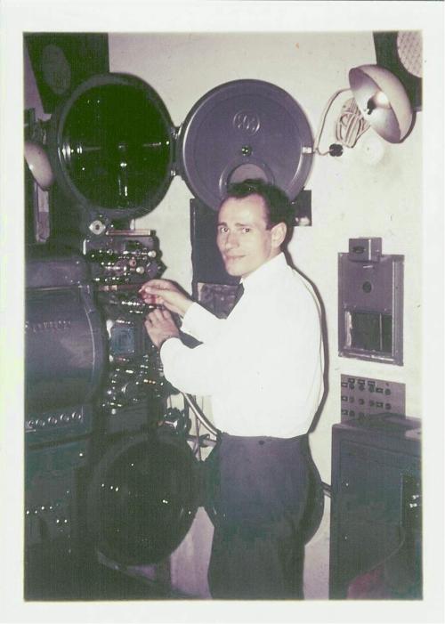 Bauer B12 mit 4-Kanal-Magnetton