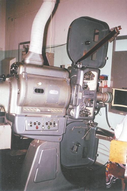 70mm mit Bauer U2