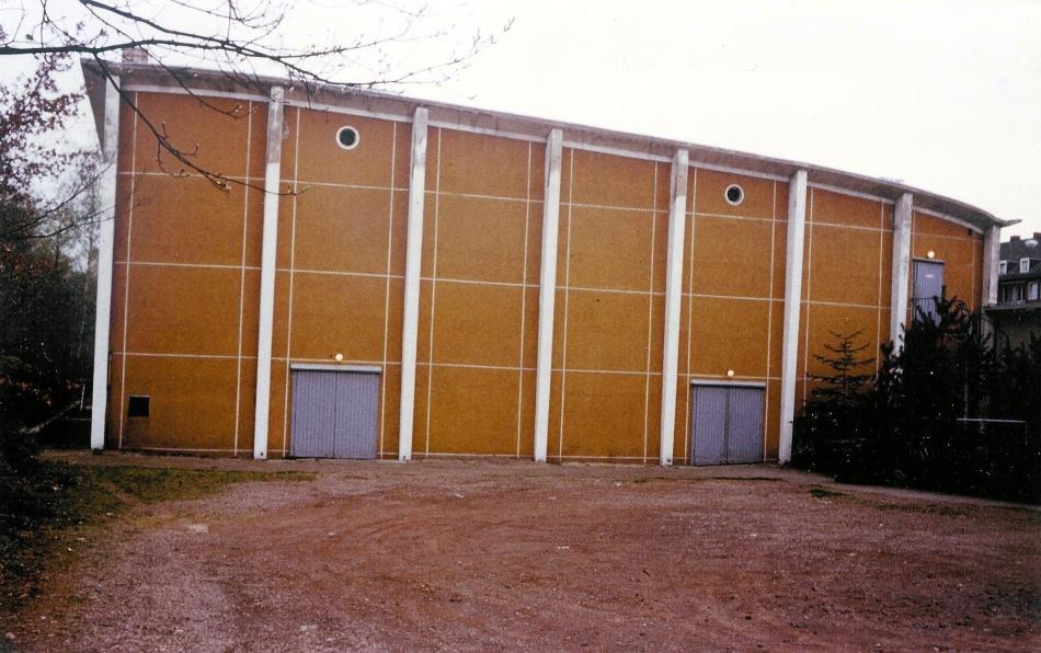 Regina Seitenansicht 1982